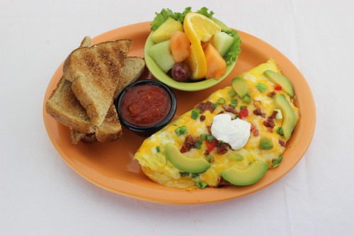 Awesome Avocado Omlette