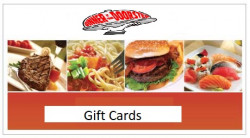 Dinner At Your Doorstep Gift Cards